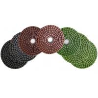 Buy cheap Curved Diamond Wet Polishing Pad from wholesalers