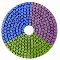 Buy cheap Polychrome Diamond Polish Pad from wholesalers