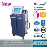 cavitation machine/ vacuum rf/ cavitation slimming machine with laser paddles CR-F15