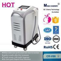 Wholesale cherrybeauty 808nm diode laser hair removal equipment CR-V88 from china suppliers