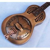 Wholesale Metal body guitar, resonator guitar Item No.: 1655 from china suppliers
