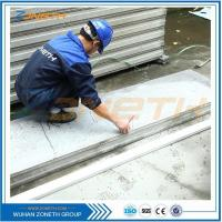 Cement wall sound proof sandwich panel for house building