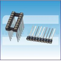 Round IC Socket Connectors