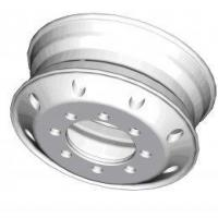 Wholesale Trailer of forged aluminum wheels from china suppliers