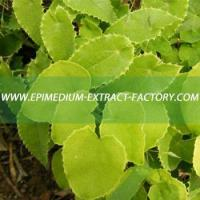 Buy cheap GMP Factory Supply Top Quality Epimedium Extract 98% from wholesalers