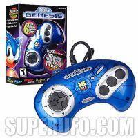 Wholesale Sega Genesis 6 Games in One Multi Game Unit from china suppliers