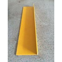 Wholesale Construction Application and Anti-slip Surface Treatment FRP Stair Nosing from china suppliers