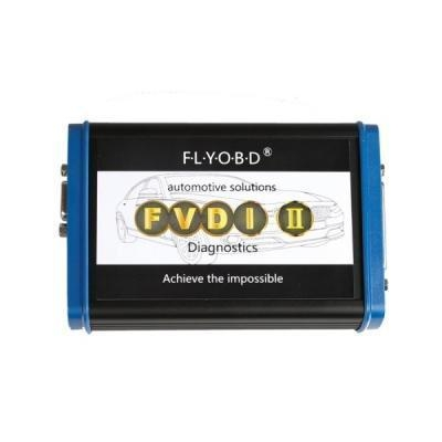 Quality 2017 FVDI2 Full Version (Including 18 Software) With USB Dongle One Year Using Limitation for sale
