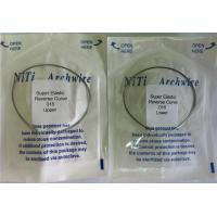 Wholesale JA-OR074 orthodontic Niti Arch Wire--super elastic reverse curve niti wire from china suppliers
