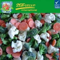 Wholesale high quality IQF Frozen California Mixed Vegetable For Sale from china suppliers