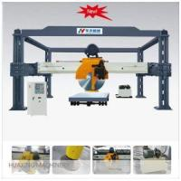 Wholesale SZSJ160 Four-Column Two-way Diamond Disc Stone Sawing Machine from china suppliers