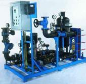 Wholesale Civil Hot Water heat exchanger unit from china suppliers