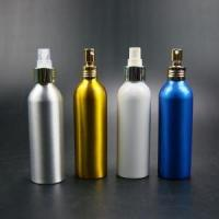 China aluminium spray bottles on sale