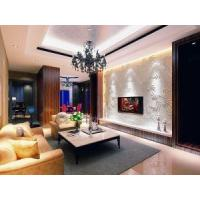 Wholesale Fireproof Interior Decor 3D Texture Wall Panel for Hotels Wall Decoration from china suppliers