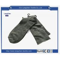 Toeless Cotton Socks Gray Color for sale