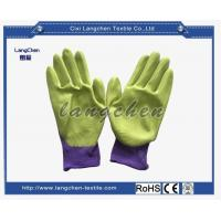 13G 100% Polyester Nitrile Dipped Glove for sale