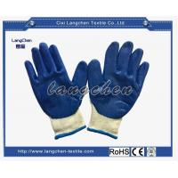 China 10G Polycotton Dipped Glove for sale