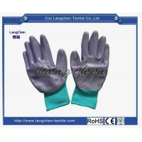13G 100% Polyester Coated Glove for sale