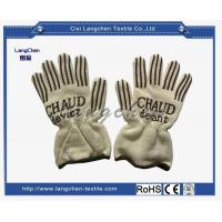 100% Cotton Heat Resistant Glove Widened Cuff for sale