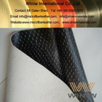 Wholesale High Quality PU Leather Travel Bag Leather Material from china suppliers