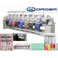 China China embroidery machine computerized, cap embroidery machine for 8 Head embroidery machine on sale