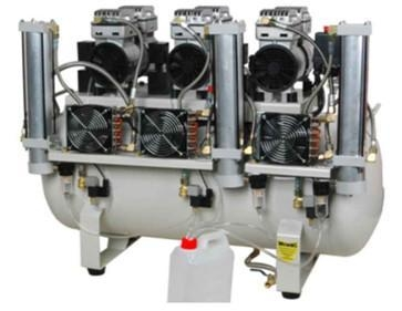Quality Hainan mute oil free compressor for sale