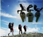 Buy cheap Wrist Compasses Military Outdoor Survival Strap Band Bracelet from wholesalers