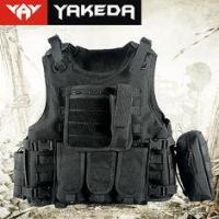 Wholesale Outdoor Army Military Bulletproof Vest , Body Armour Vest Stab Proof from china suppliers