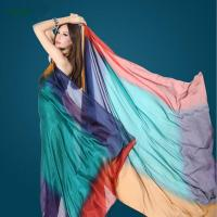 Buy cheap Custom Printed Top Quality Reasonable Price Silk Satin Scarf from wholesalers