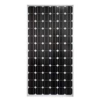 China 100W Monocrystalline Solar Panels Street Lights for sale