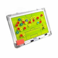Wholesale Soccer goal equipment soccer coach magnet board from china suppliers
