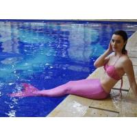 Wholesale New design swim suit Girl 's swim mermaid tail dress for swimming from china suppliers