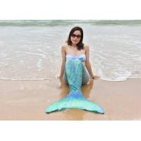 Wholesale Customized new sytle adult mermaid tail swim monofin from china suppliers