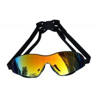 Swimming Goggles with Anti-Fog Tinted Lens , Dual Adjustable Straps