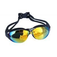 Wholesale Swimming Goggles - UV Protection, Anti-Fog, Quick Adjusting Silicone Head Strap from china suppliers