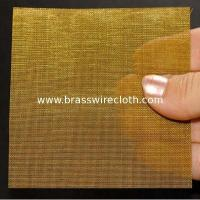 Wholesale Brass Wire Mesh Brass Wire Cloth from china suppliers