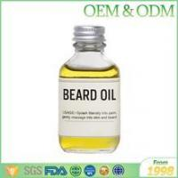 Wholesale Private label 30ml argan oil beard styling oil natural beard oil organic for men from china suppliers
