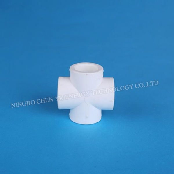 Quality Plastic Pipe Fitting PPR Cross for sale