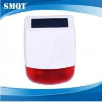 EB-168 Outdoor Wired Strobe Siren Charging by Solar for sale