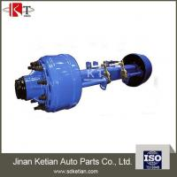 Buy cheap Professional Japan Type Trailer Axle With High Quality From Factory from wholesalers