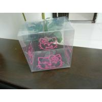 student book package high quality clear plastic box for sale