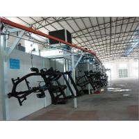 Buy cheap Tricycle frame coating line from wholesalers