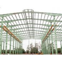 Best Professional Industrial Steel Structure Buildings With A Set of Mature System wholesale