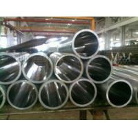Best ASTM A106 Round Seamless Steel Pipe , Annealed Precision Steel Tube wholesale