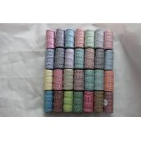 Buy cheap 12plydouble Colored Cotton Baker Twine from wholesalers