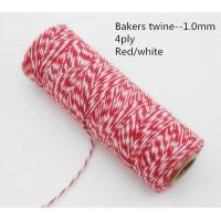 Buy cheap Colored Kitchen Baker's Twine100% Cotton from wholesalers