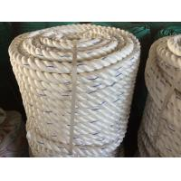 Buy cheap 22mm White PP Danline Rope from wholesalers