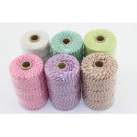 Buy cheap 2mm*200yds Three Colors Twisted Baker Twine For Gift Packing Cooking Party We... from wholesalers