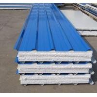 Wholesale EPS Aluminium Sandwich Roof Panels InsulationFor Walls | Steel Or Metal Panel Roofing Materials from china suppliers