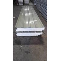 Buy cheap EPS Steel Metal Sandwich Panel For Labor House Construction from wholesalers
